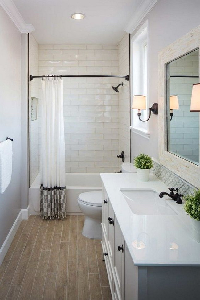 Fantastic Small Bathroom Remodel On a Budget Ideas
